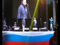 «Как здорово» (И. Кобзон и О. Митяев). Гринландия 2015
