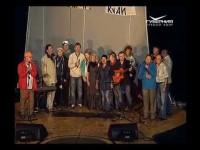 Финал заключительного концерта 42 Грушинского фестиваля