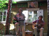 Концерт в Переделкино 8.08.15