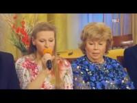 Галина Хомчик о песне Н. Кучер. Приют комедиантов 3.05.16