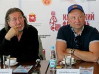 Пресс-конференция XL Ильменского фестиваля