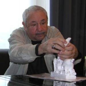 Олег-Митяев-и-Эрнст-Неизвестный-2002-г..