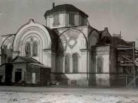 Вознесенская церковь после реконструкции.