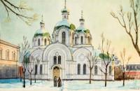 Одигитриевский женский монастырь. История