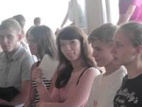 Сюжет СОМТВ о творческой встрече с Олегом Митяевым 12.08.16
