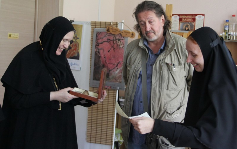 15.07.2016 Одигитриевский женский монастырь