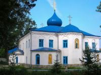Возрожденный монастырь