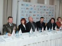 """15.01.17 Пресс-конференция в отеле """"Виктория"""""""