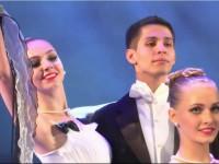 Олег Митяев (младший) и ансамбль бального танца «Айседора» г.Челябинск