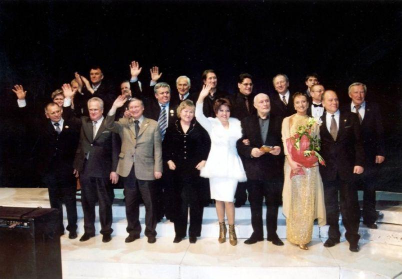 """Первая премия """"Светлое прошлое"""" - 2005 г."""