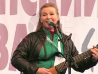 Галина Хомчик и Родион Марченко на 41 Ильменском фестивале