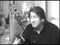 Интервью телеканалу «Восточный экспресс». Челябинск 1995 г.