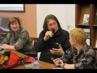 Творческая встреча в Челябинской областной универсальной научной библиотеке