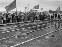 Спортивный праздник на озере Смолино.