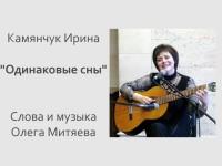 Камянчук Ирина - Одинаковые сны