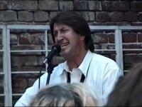 Концерт памяти Владимира Высоцкого во дворике за «театром на Таганке» 25.07.1997 г.