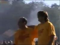 Футбол. Грушинский фестиваль, 1998 г.