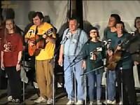 Ансамбль «Песни нашего века». Грушинский фестиваль, 1998 г.
