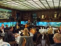 """23.10.2020 Москва, ресторан """"Сирена"""""""