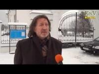 Олег Митяев в Сунгурово. Февраль 2020 г.