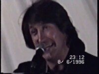 Олег Митяев и Константин Тарасов. XXXIII Ильменский фестиваль 8.06.1996
