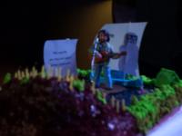 Свечи задуты все! Юбилейный торт от Грушинского фестиваля