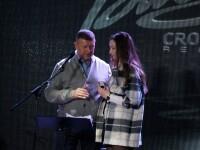 Даша Есипенко и ее Крестный