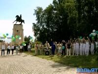 «Возвращение в Тольятти» (Флешмоб к 60-летию ООО «ТольяттиКаучук»)