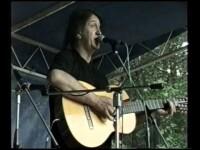 3.07.2003. XXX Грушинский фестиваль. Концерт Омитяева
